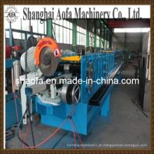 Maquinas de laminação de roda Rainspout (AF-T50)