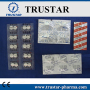 Automatic stripping machine for tablet and capsules