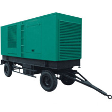 115kva trailer type Cummins Diesel Generator Set