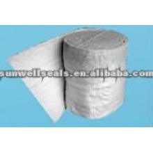 1260C isolamento térmico Fibra de cerâmica Blanket