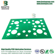 Low Cost PCB Via Filling Resin
