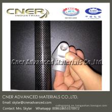 """Tubo de fibra de carbono de 7-3 / 8 """"para llave de afinación"""
