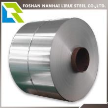304 Cr aço inoxidável Strip