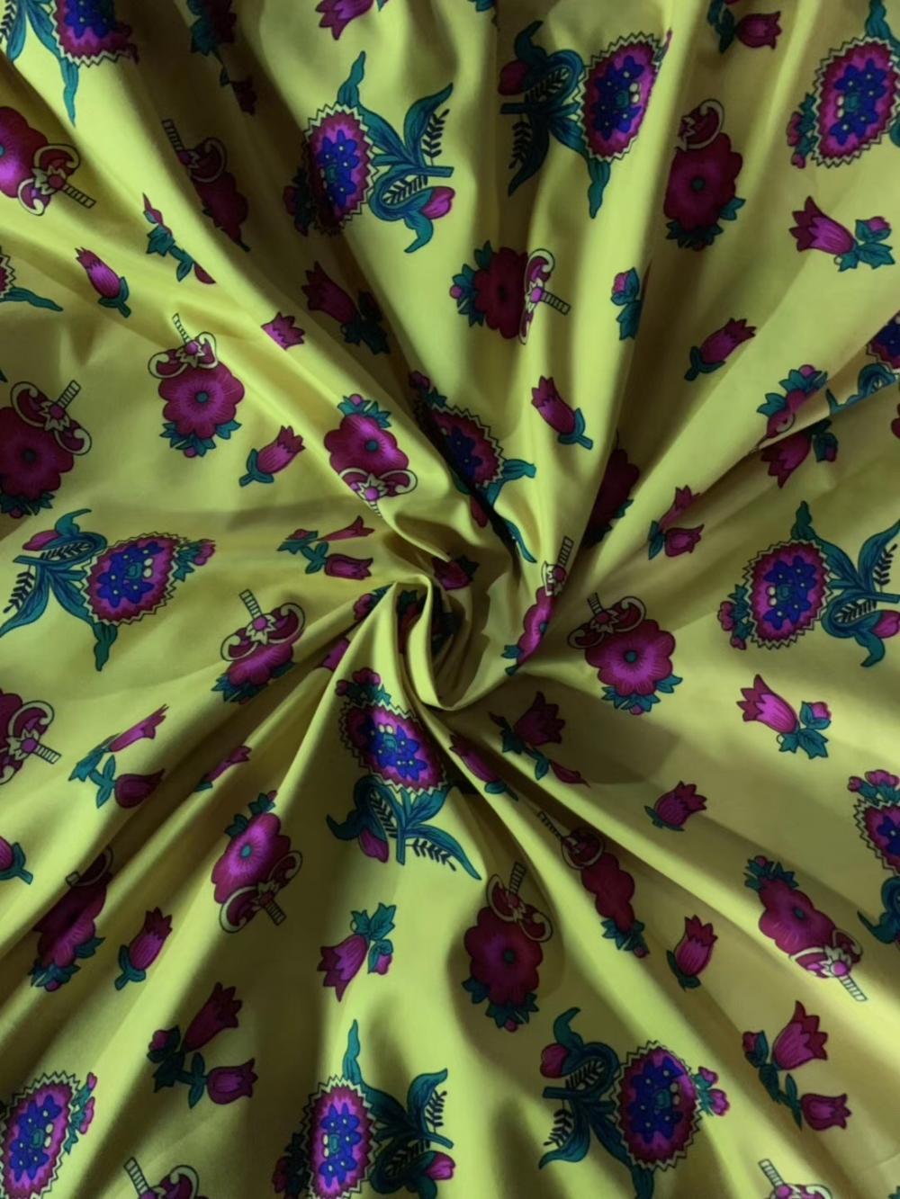 Bedsheet Print Fabric