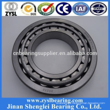High Precision high load 90x190x43mm tapered roller bearing 30318