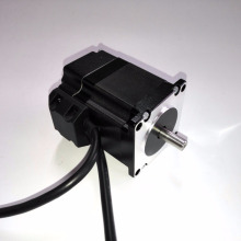 high precision good quantity 4.2A 2.8N.m 2phase hybrid nema 23 closed loop stepper motor system