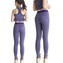 Calças Desportivas e Fitness para Mulher Calças Leggings para Treino de Yoga