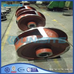 High-Chromium Iron pump impeller