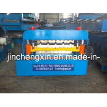 Double Layer Forming Machine/Roll Forming Machinery/Double Sheets Roll Former