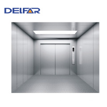 Ascenseur de fret électrique lisse et stable