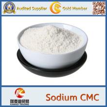 Grado alimenticio del sodio CMC de la celulosa en aditivos alimentarios