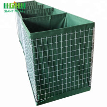 Pasir Militer Hesco Wall Hesco Barrier Dijual