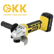 High-Quality 20V Lithium Brushless Angle Grinder Cordless Tool Power Tool (2.0/4.0/6.0ah)