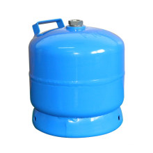 Cylindre de gaz de LPG et réservoir de gaz en acier