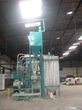 Maize Flour Milling Machine, Maize Flour Mill Equipment