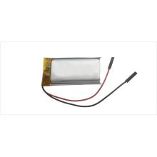 lipo battery 3.7v 400mah for led cap light