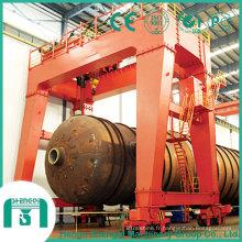 Grue à portique double poutre d'une capacité de 200 à 500 tonnes