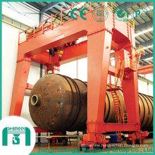 Capacity 200 to 500 Ton Double Girder Gantry Crane