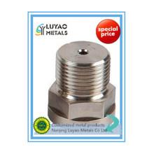 Precision CNC Machining with Titanium Alloy