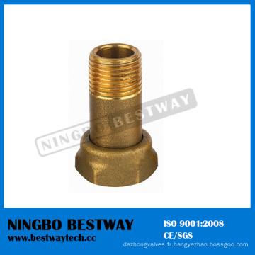 Accessoires en laiton forgés chauds de mètre d'eau Dn15 à Dn50 (BW-705)