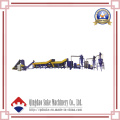 Plastic Recycling and Granulating Machine Production Line