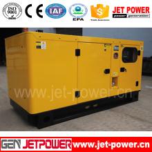 Gerador diesel silencioso 15kVA do chinês Yangdong da operação segura global do serviço