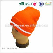 Новый дизайн Magic Reflective Hat / Светоотражающая вязаная шапка