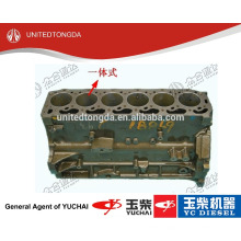 Original yuchai YC6G cylinder block 150-1002015C*-P2