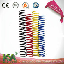 Nylon Coated Spiral Wire-O Binding