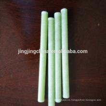 Resistencia a los ácidos y alta resistencia a la temperatura epoxi fibra de vidrio reforzado vástago compuesto