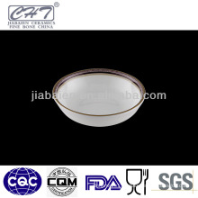 A030 Elegant small ceramic appetizer plates