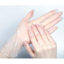 Wholesale Transparent PVC Safety Protective Gloves Wholesale Household Clean Vinyl Gloves
