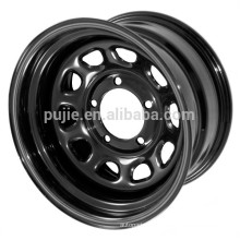 steel wheel rim D-windown