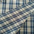 100% хлопчатобумажная пряжа окрашенная плед ткань для сорочки/платье Rls40-5po
