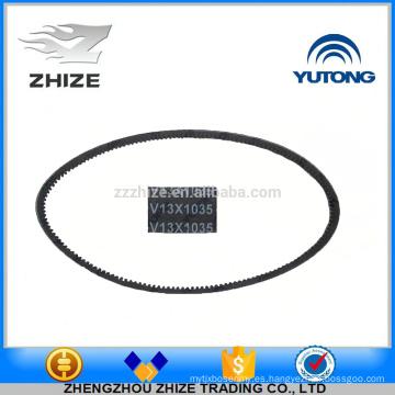 Chiina supplier Hot sale camión repuesto 9405-00230 Engine Belt para Yutong ZK6129HCA