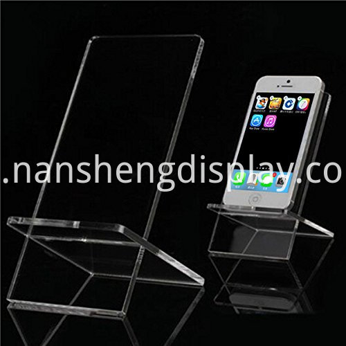 Phone Stand Using Hanger