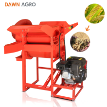 DAWN AGRO Low Noise High Output Wheat Sheller Grain Threshing Machine
