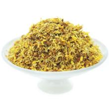 Thé sec d'herbe de thé de fleur d'osmanthus très bon pour boire simplement ou mélanger