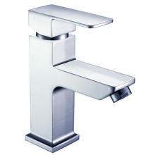 Mitigeur de lavabo à miroir chromé pour sanitaires (1092)
