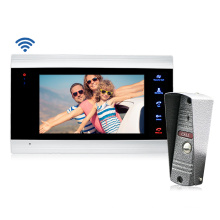 IP64 wifi video intercom with waterproof and night vision