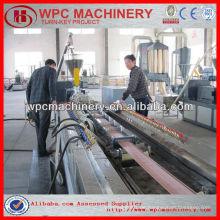 Wpc decking Herstellung Maschine wpc Maschine