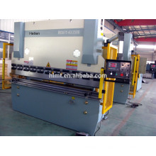 Standard hydraulic press brake WC67Y-40/2200 with best price