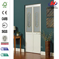 JHK-G07  Partition Plexiglass Interior Sliding Folding Door