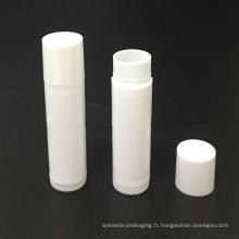 Contenants de baume à lèvres en plastique sur mesure (NL01)