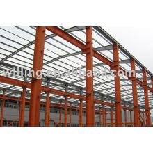 Stahlstruktur
