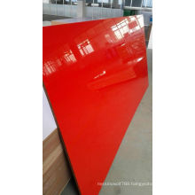 16mm Red Color UV MDF