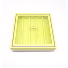 Luxury Base & Lid Gift Box with Window