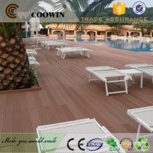 TW-K02 wood plastic lowes outdoor deck flooring waterproof