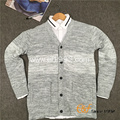 2016 Fashion Two Colour Design Men Cardigan Sweater