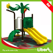 Kids Small and Cheap Outdoor Playground Made in China
